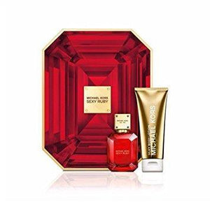 Michael Kors Sexy Ruby 50ml EDP Spray / 100ml Body Lotion