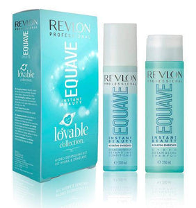 Revlon 250ml Equave Hydro Detangling Shampoo / 200ml Equave Hydro Nutritive...