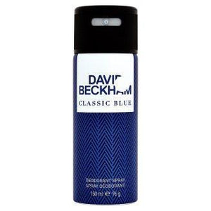 David Beckham Classic Blue 150ml Bodyspray