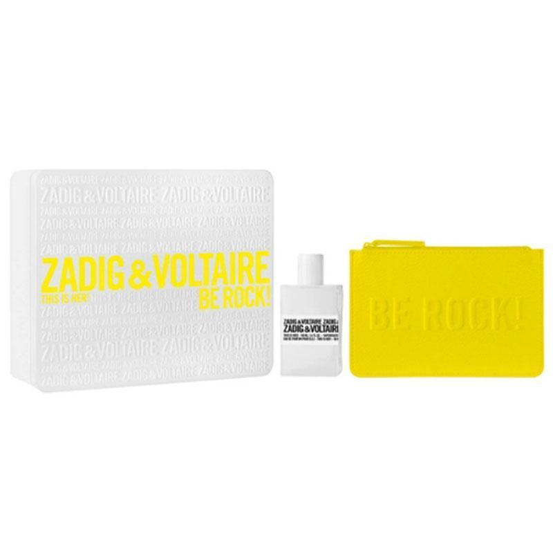 Zadig & Voltaire This is Her! Be Rock! 50ml EDP Spray