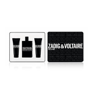 Zadig & Voltaire This is Him! Be Rock! 50ml Gift Set
