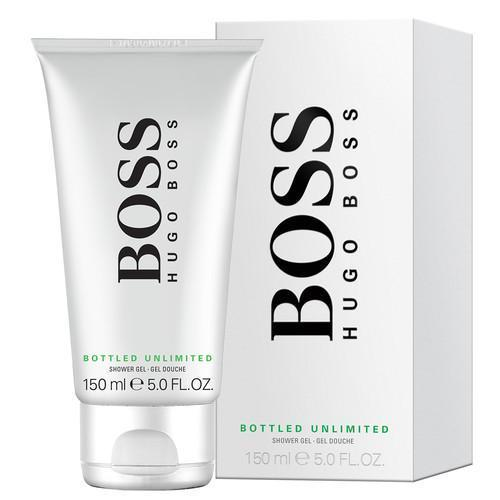 Boss Bottled Unlimited 150ml Shower Gel