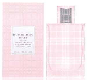 Burberry Brit Sheer 100ml EDT Spray