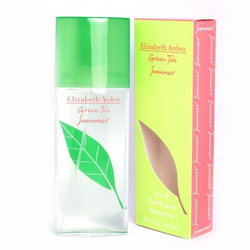 Elizabeth Arden Green Tea Summer 100ml EDT Spray