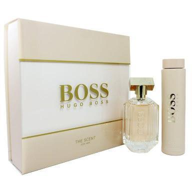 Hugo Boss The Scent for Her 100ml EDP Gift Set