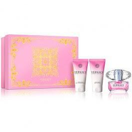 Versace Bright Crystal 50ml EDT Gift Set