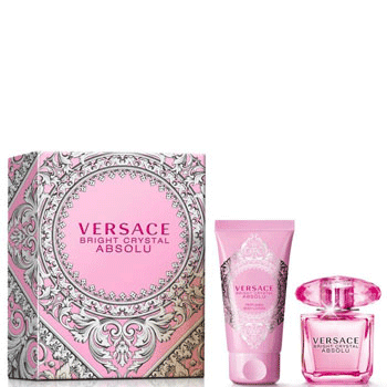 Versace Bright Crystal 30ml EDT Gift Set