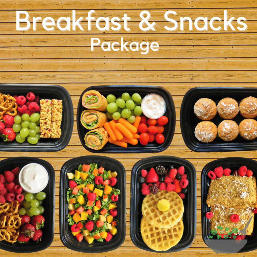 Breakfast & Snacks Package