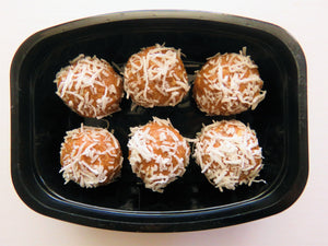 Peanut Butter Protein Balls - GreenMeal Inc.