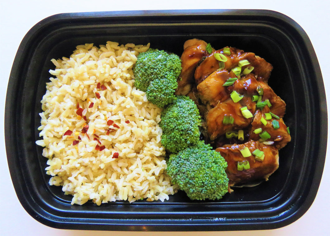 Teriyaki Chicken - GreenMeal Inc.