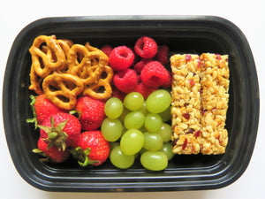 Granola Bar, Pretzel and Mixed Fruit - GreenMeal Inc.
