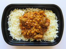 Persian Beef & Split Pea Stew (Gheimeh) on Basmati rice - GreenMeal Inc.