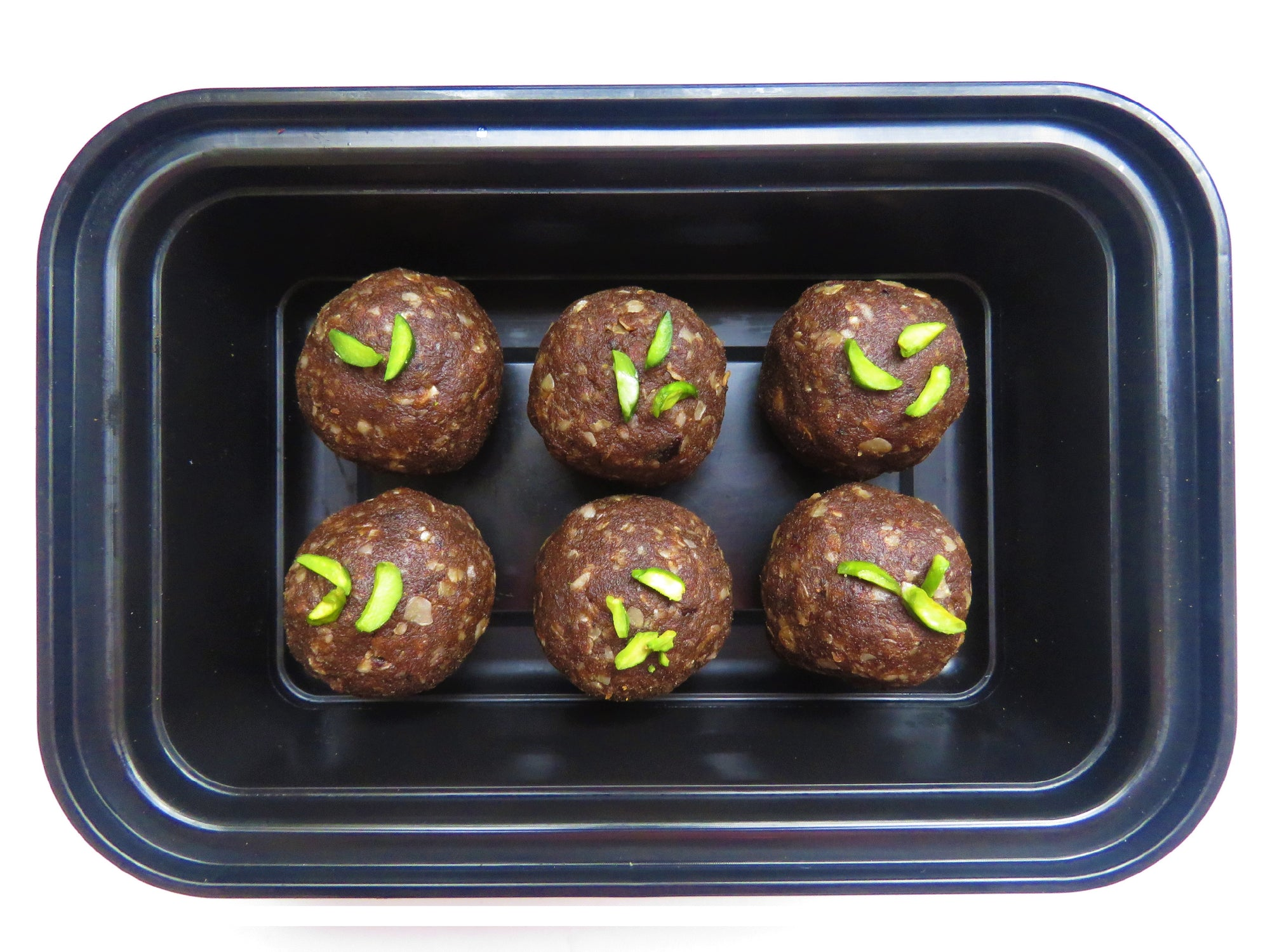 Chocolate Vanilla Protein Ball - GreenMeal Inc.