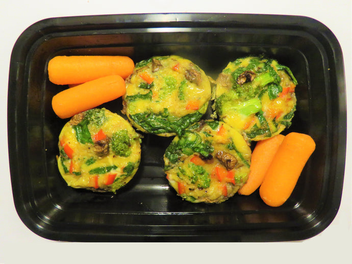 Vegetable Egg Cups - GreenMeal Inc.