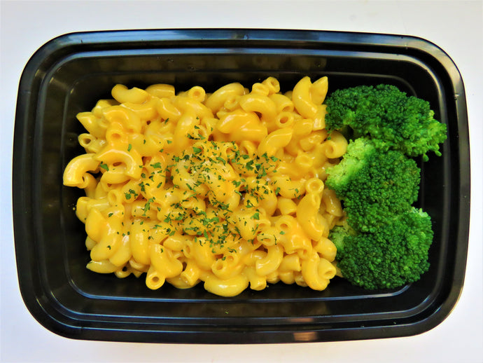 Creamy Healthy Mac & Cheese