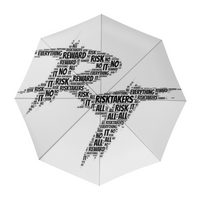 Word Cloud Umbrella