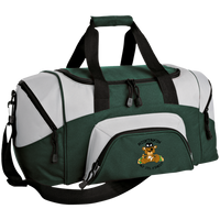 RT Bear Small Colorblock Sport Duffel Bag