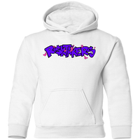 Toddler Butterfly Pullover Hoodie