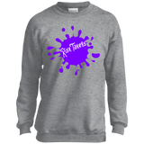 Splat Youth Crewneck Sweatshirt