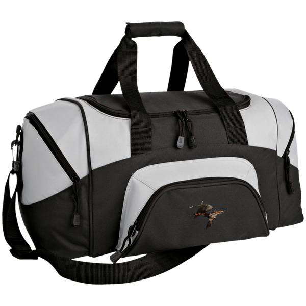 Goon Small Colorblock Sport Duffel Bag