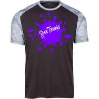 Splat Youth CamoHex Colorblock T-Shirt