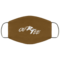 ouRTee White Face Mask