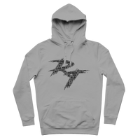 word cloud Premium Adult Hoodie