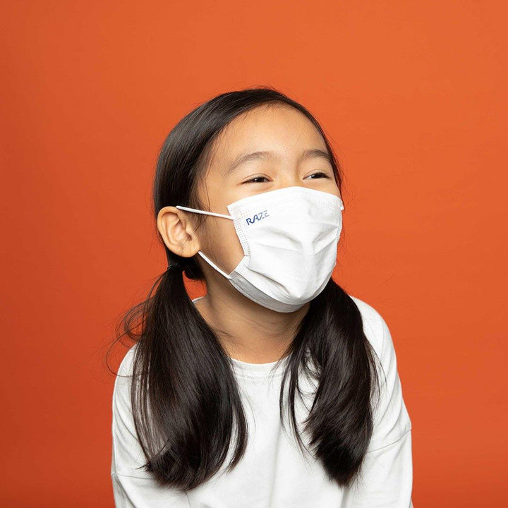 Raze Antibacterial Mask, face mask, surgical mask, photocatalyst protection, antibacterial, antiviral, nano photocatalyst, photocatalyst mask, Raze光觸媒抗菌口罩, 口罩, 醫用級口罩, 光觸媒保護, 抗菌, 抗病毒, 光解媒口罩, 小童口罩