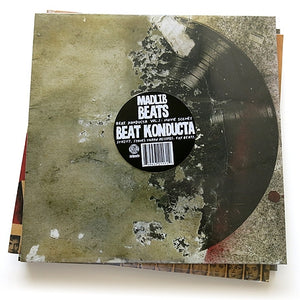 Beat Konducta Vols. 1-6 (6 LP collection)