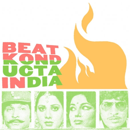 Beat Konducta, Vol. 3-4: Beat Konducta In India