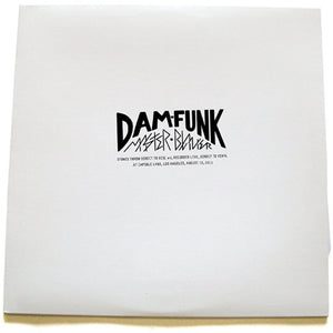 Dam Funk Direct To Disc