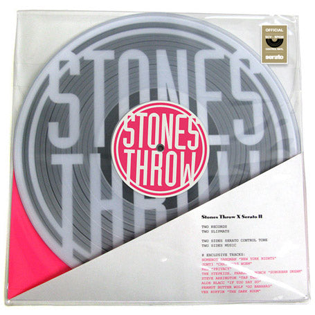 Stones Throw x Serato (2012)