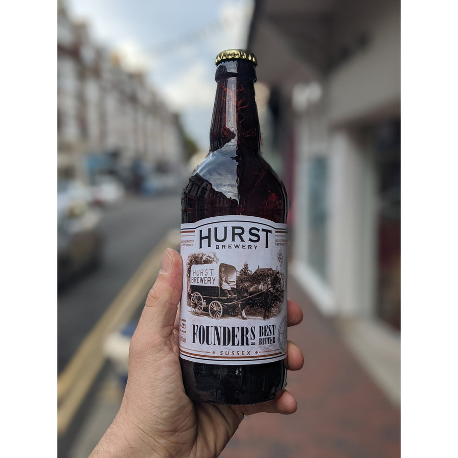 Hurst - founders best bitter