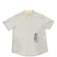 AIR MUSIC SHORT SLEEVE BUTTON DOWN