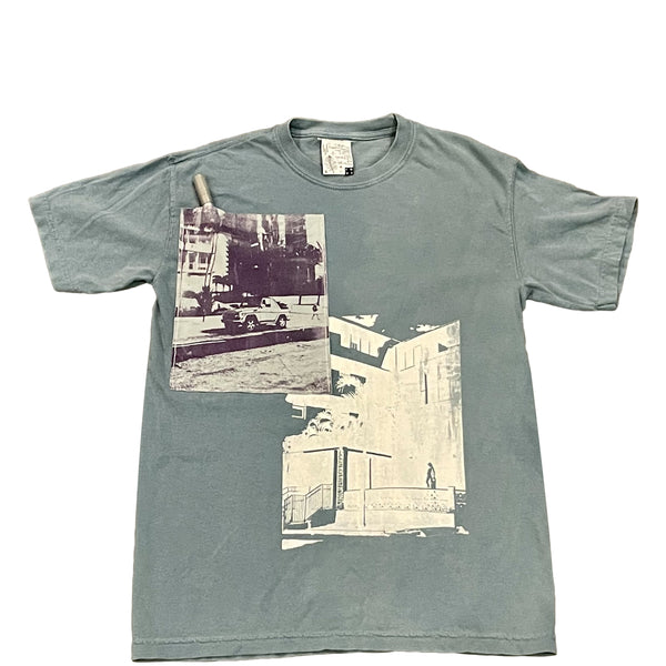 NORMANDY ISLAND SHIRT