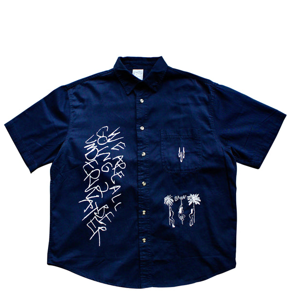 SUB AQUATIC BUTTON DOWN