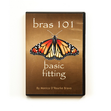 Load image into Gallery viewer, Bras 101: Basic Bra Fitting DVD Downloadable
