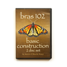 Load image into Gallery viewer, Bras 102: Basic Bra Construction