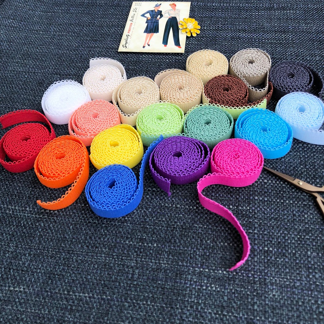 Looped Picot Elastic
