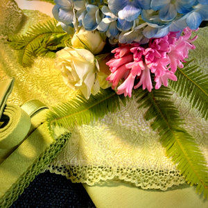 Ferns and Flowers Bra Kit