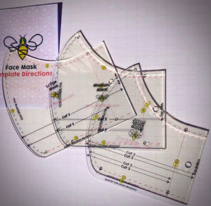 Face Mask Templates