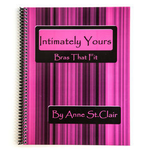Intimately Yours - Bras that Fit Book