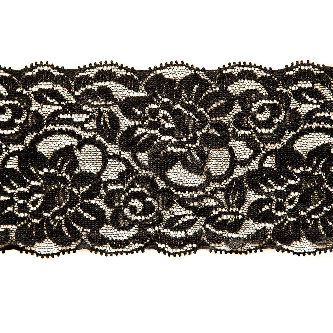 Stretch Lace #150, 3 1/4