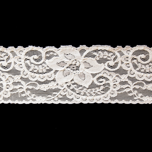 "3"" White and Colored Stretch Lace #167"