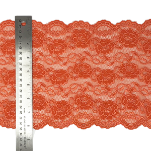 "8"" Coral Stretch Lace #205"