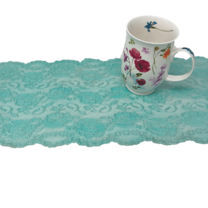 "8"" Glacier Blue Stretch Lace #206"