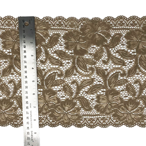 "Stretch Lace #227, 9"" Hazelnut 🎅"