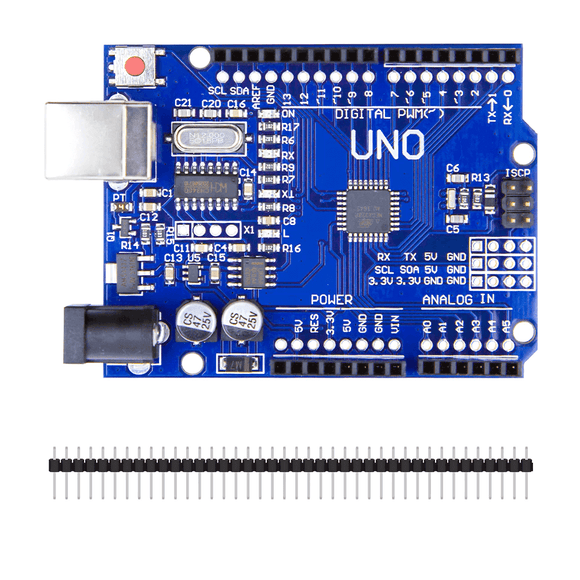 Arduino UNO Fully Compatible Board USB-B