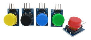 5x Big Key Colored Button Module