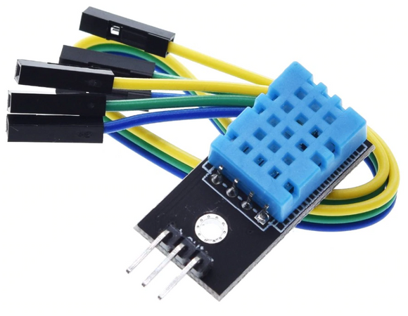 Temperature and Humidity Sensor DHT11